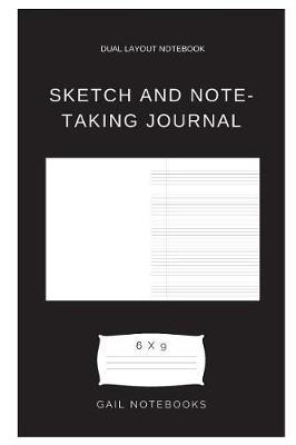 Sketch and note-taking journal by Gail Notebooks