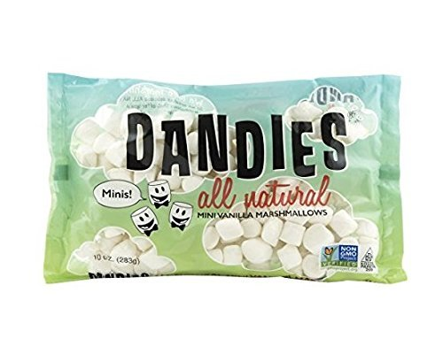 Chicago Foods: Dandies Mini Marshmallows
