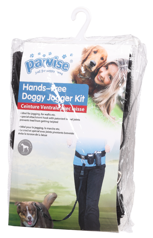 Pawise: Hands - Free Doggy Jogger Kit