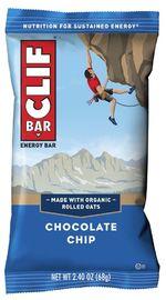 Clif Bar - Chocolate Chip (Box of 12) image