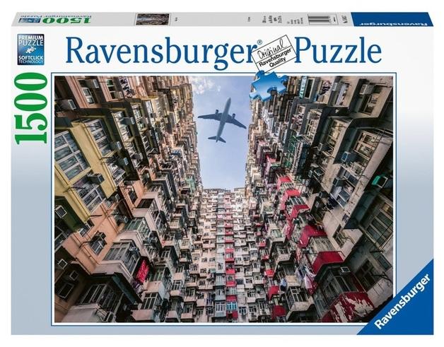 Ravensburger: 1,500 Piece Puzzle - Hong Kong