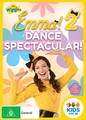The Wiggles: Emma's Dance Spectacular on DVD