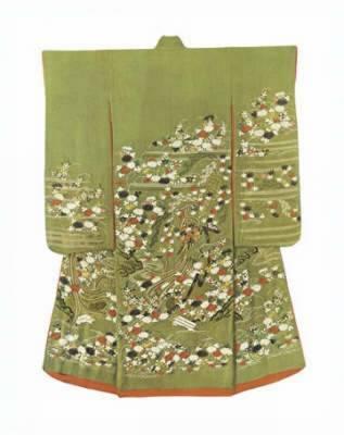Japanese Kimono Designs image