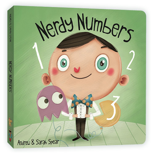 Nerdy Numbers by Andrew Spear