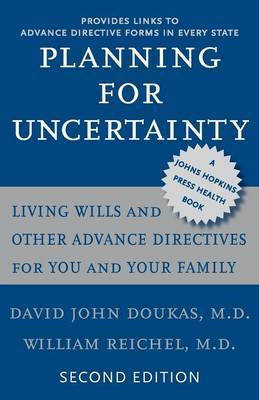 Planning for Uncertainty by David John Doukas