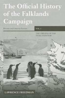 The Official History of the Falklands Campaign, Volume 1 by Lawrence Freedman image