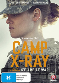 Camp X-ray on DVD