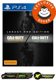 Call of Duty: Infinite Warfare Legacy PRO Edition for PS4