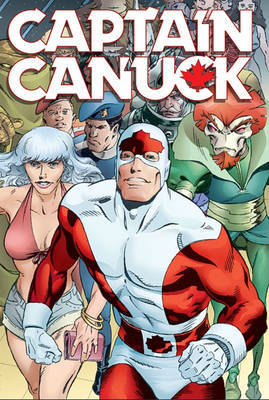 Captain Canuck: v. 2 by Richard Comely image