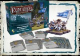 Runewars Miniatures Game: Daqan Infantry Unit Upgrade Expansion