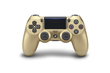 PlayStation 4 Dual Shock 4 V2 Wireless Controller - Gold for PS4