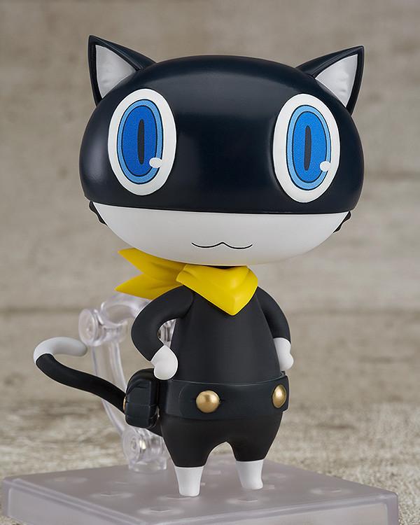 Persona 5: Nendoroid Morgana - Articulated Figure