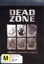 Dead Zone - Complete Season 4 (3 Disc Set) on DVD image