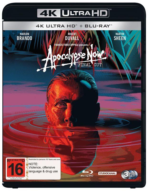 Apocalypse Now - Final Cut on UHD Blu-ray