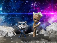 Guardians of the Galaxy: Groot - Fluffy Mini Figure