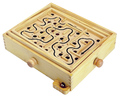 Wooden Labyrinth - Classic Favorite for Kids
