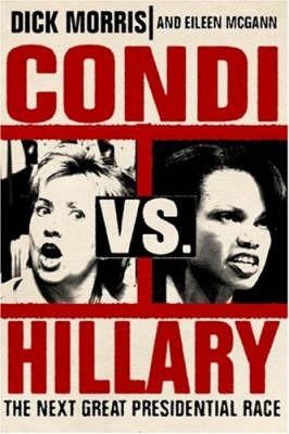 Condi Vs Hillary by Richard B. Morris image