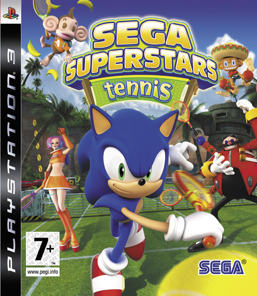 SEGA Superstars Tennis for PS3