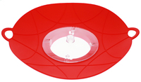 Boil-Over Spill Guard - Red