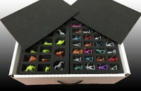 Battle Foam Eco Box Half Tray Load Out (Stone Black) image