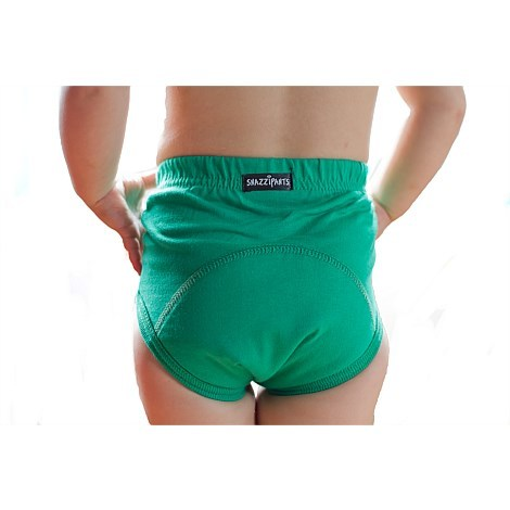 Snazzipants Training Pants Small - Green