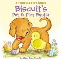 Biscuit's Pet and Play Easter by Alyssa Satin Capucilli image