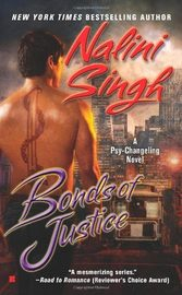 Bonds of Justice (Psy-Changeling Series #8) by Nalini Singh