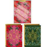 Papaya Folk Gypsy Christmas Card Box