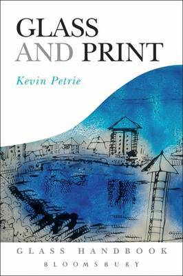 Glass and Print by Kevin Petrie