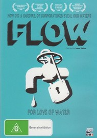 Flow - For the Love of Water on DVD