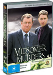 Midsomer Murders - Season 4 - 4.1 on DVD