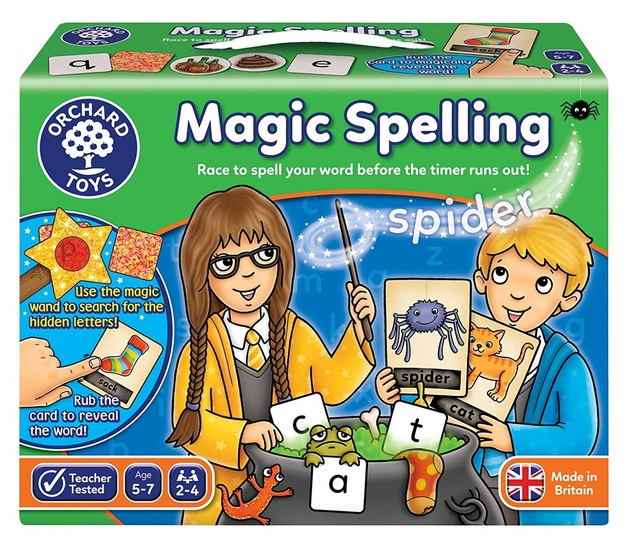 Orchard Toys: Magic Spelling - Educational Game