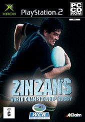 Zinzan's World Championship Rugby for PC