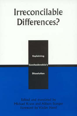 Irreconcilable Differences? image