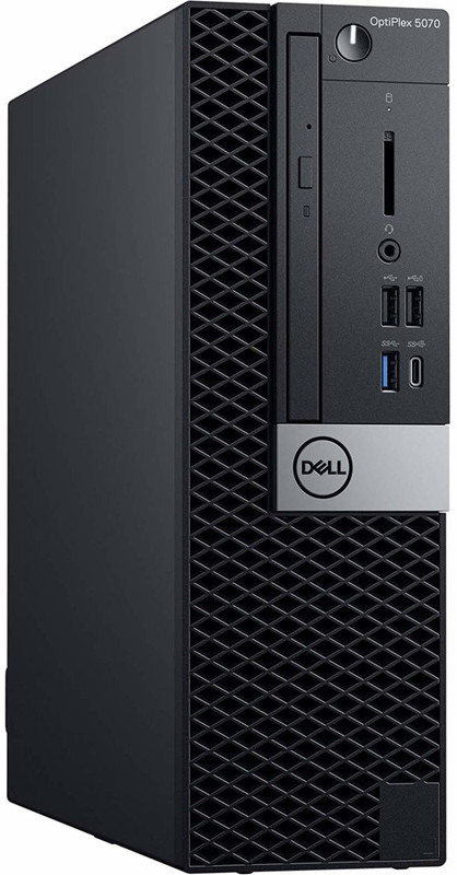 Dell OptiPlex 5070 MFF Desktop i7 256GB SSD 8GB RAM
