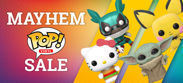 Mayhem Pop! Sale