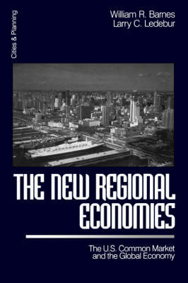 The New Regional Economies by William R. Barnes image
