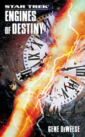 Engines of Destiny by Gene DeWeese image
