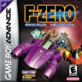 F-Zero Maximum Velocity for GBA