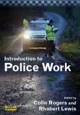 Introduction to Police Work image