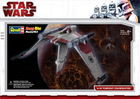 Revell - Easy-Kit Star Wars V-19 Torrent Starfighter (Clone Wars)