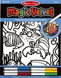Melissa & Doug: Magic Velvet Sea Life
