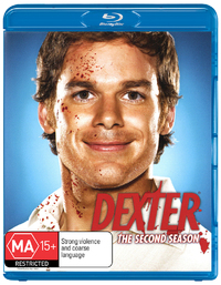 Dexter - The Complete Second Season on Blu-ray image