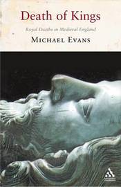 The Death of Kings by Michael Evans image