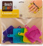 Beach Stamps - Animal Shapes