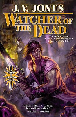 Watcher of the Dead by J.V. Jones image