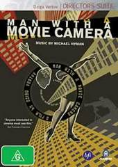 Man With A Movie Camera (Director's Suite) on DVD