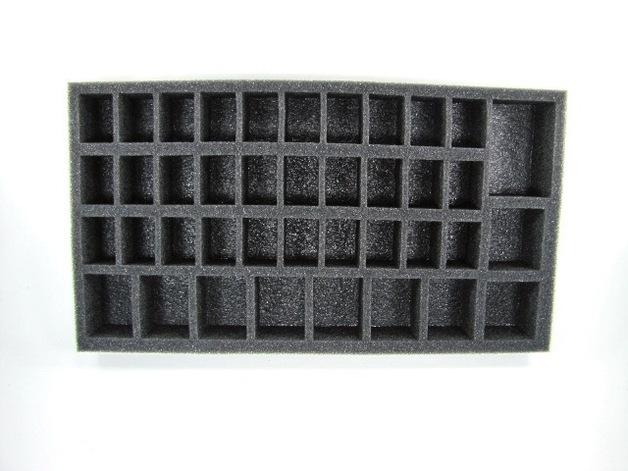 Universal Troop Foam Tray (PP) (1.5 inch)
