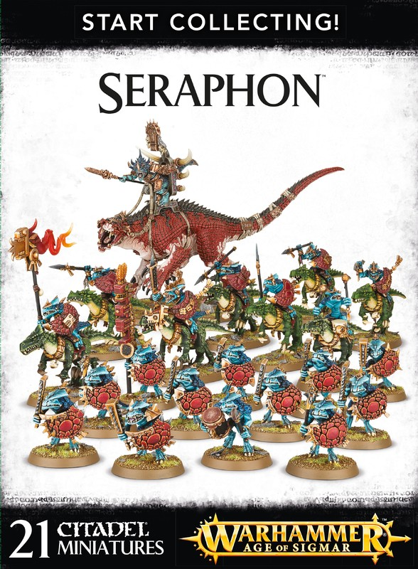 Start Collecting: Seraphon