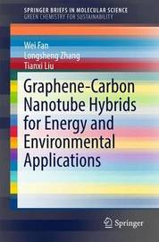Graphene-Carbon Nanotube Hybrids for Energy and Environmental Applications by Wei Fan